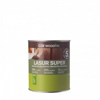 LASUR SUPER SATINADO